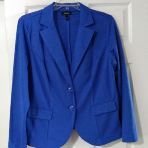 Torrid Blue Blazer